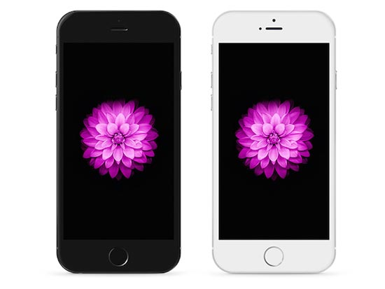 iphone4 矢量图_iphone6