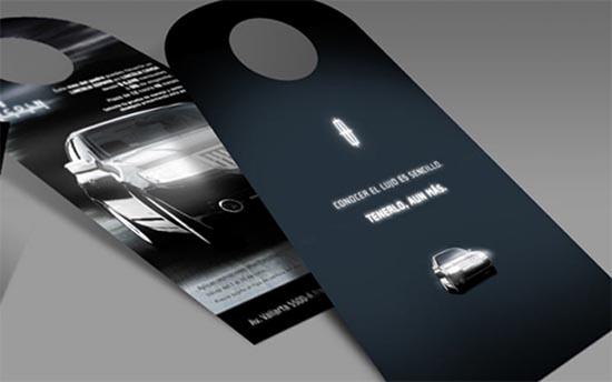 15+ Best Free Door Hanger Templates  Design Ideas