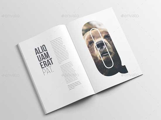 40+ Best Free Magazine Mockup - PSD Templates (2018)