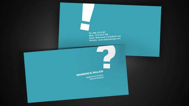 45+ Best Minimalist Business Cards Design Template  Inspiration - card design template