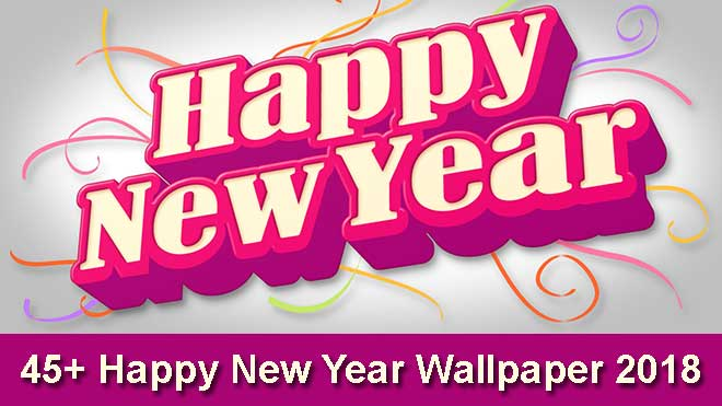 40+ Happy New Year Wallpapers  HD Backgrounds 2019