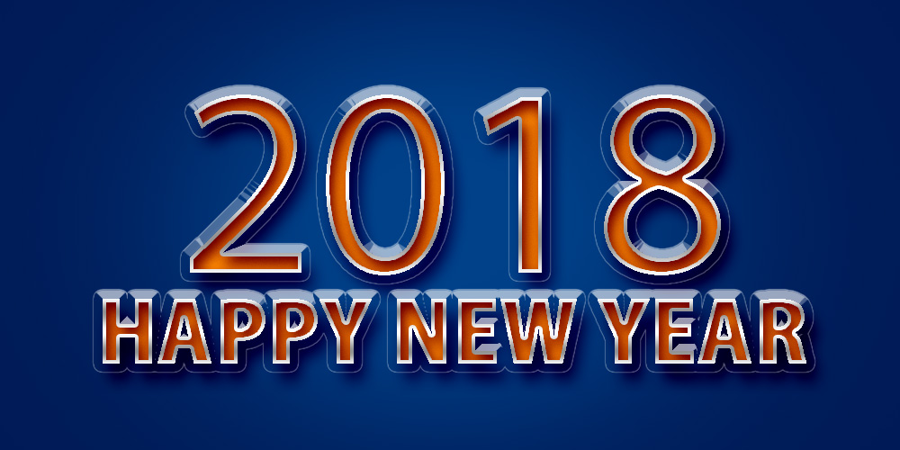 44+ Happy New Year Wallpapers  HD Backgrounds 2018 (Photos)
