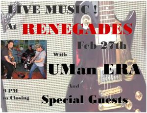 Renegades Flier Feb 27