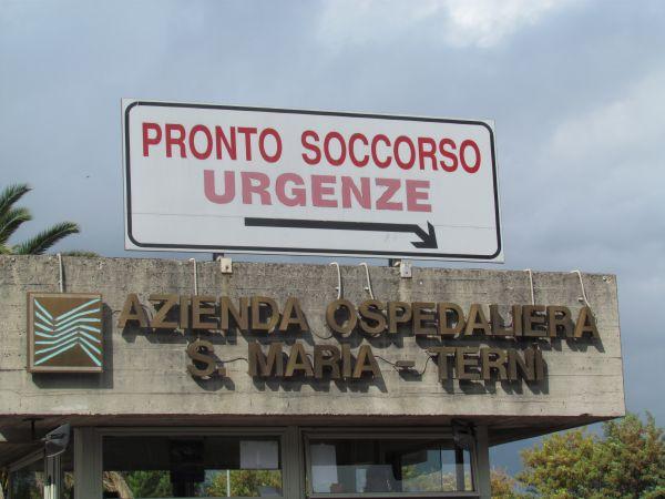 Ospedale di Terni, convegno su maxi-emergenze e chirurgia d'urgenza