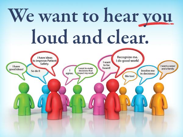 Survey seeks employee feedback on workplace engagement, culture of - employee survey