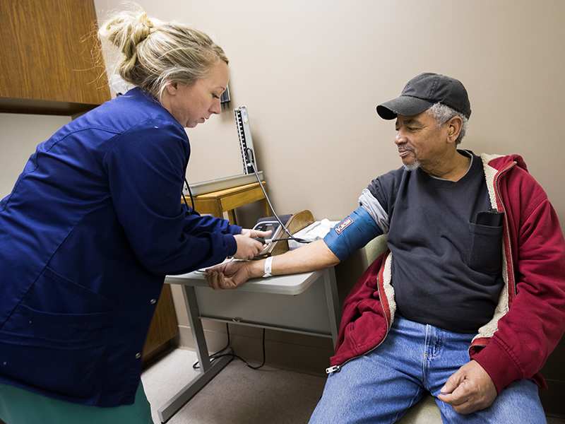 New guidelines lower blood pressure for better health - University