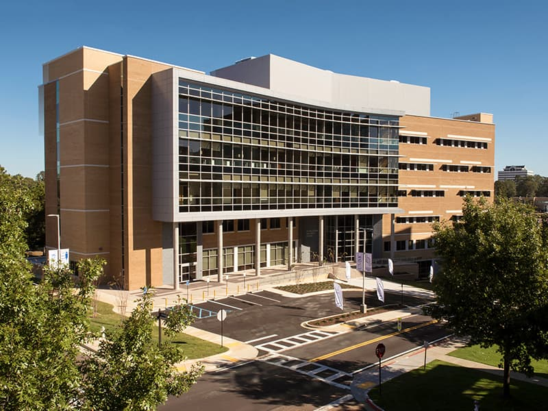 New UMMC research building to promote \u0027discovery to recovery