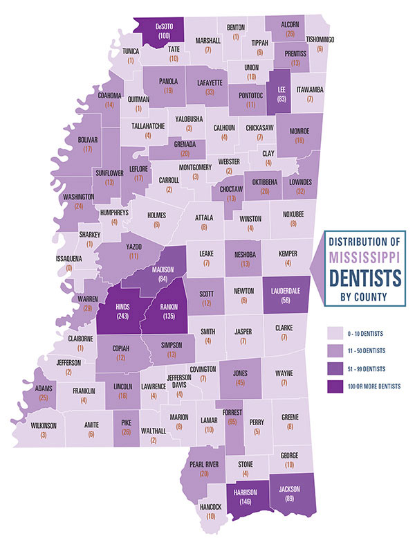 School works to fill Mississippi\u0027s dental gap - University of