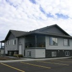 Whitecourt Fourplex