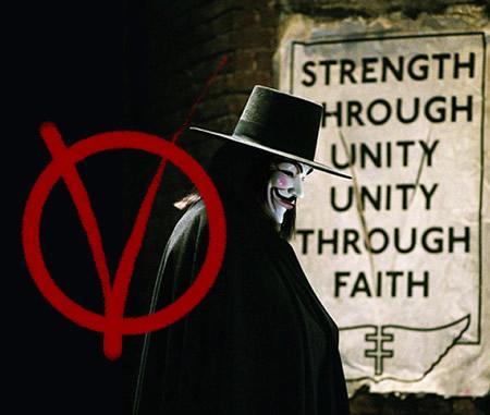 Comparing V for Vendetta to 1984 \u2013 TeacherLore