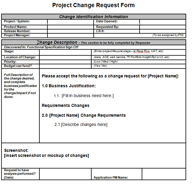 Untitled Document - sample requirement analysis