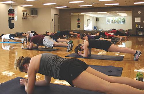 Fitness Classes - Campus Recreation Fitness Programs - University Of