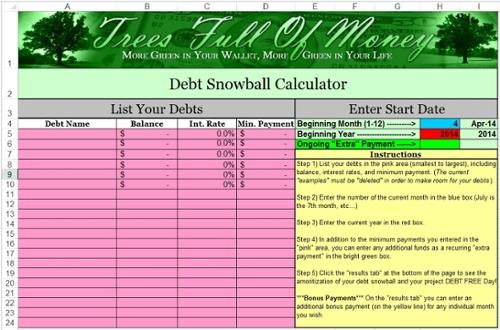 college debt calculator - Debt Consolidation