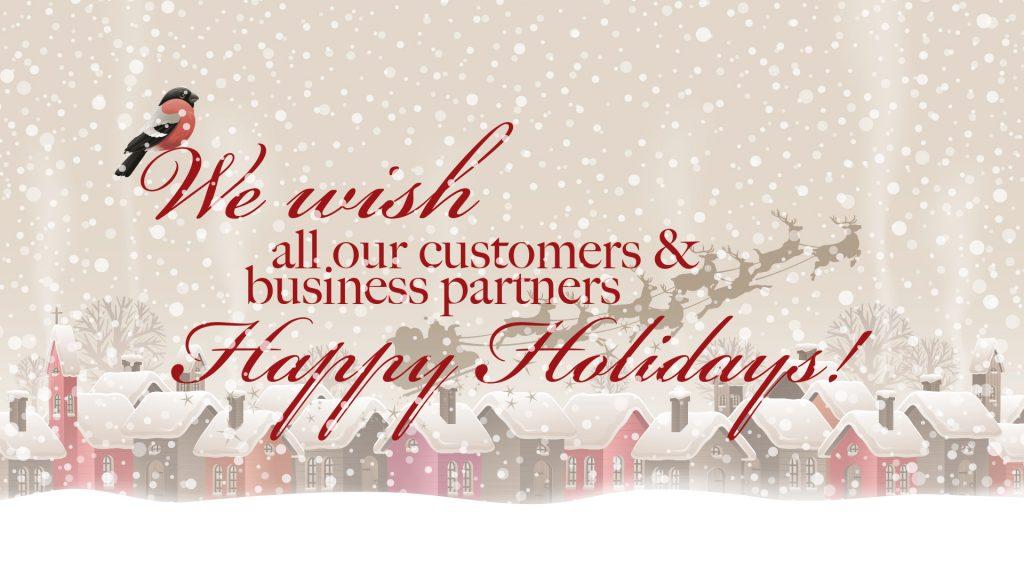 Happy Holidays! - UMV - Inventing for Coating  Sizing