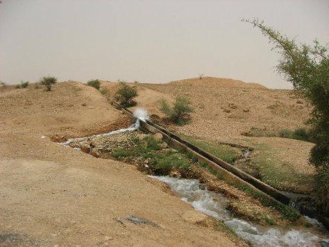 Viele Länder Asiens, Afrikas und Südamerikas leiden unter großem Wassermangel Bild © J. Bradtka