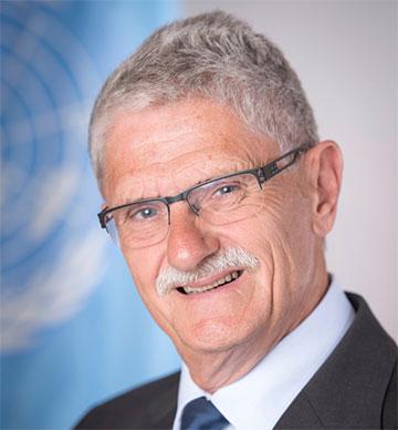 Presidente del septuagésimo período de sesiones de la Asamblea General de las Naciones Unidas