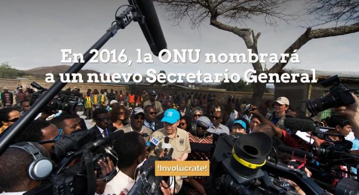 Preguntas de la sociedad civil a los candidatos para ocupar el cargo de Secretario General