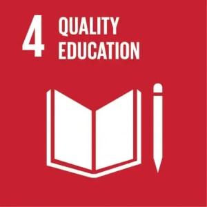 SDGs Icon Goal 4