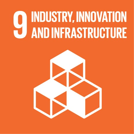 UN Sustainable Development Goal 9: Build resilient infrastructure, promote inclusive and sustainable industrialization and foster innovation