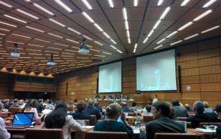 The Committee on the Peaceful Uses of Outer Space opens its annual session in Vienna. Photo: UN Office for Outer Space Affairs (UNOOSA)