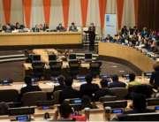UNDP's Executive Board met to discuss opportunities for international development in 2016 Photo: ©Freya Morales/UNDP