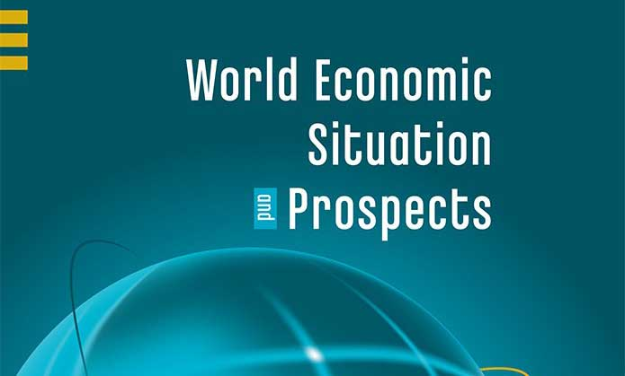 Image: Cover of the World Economic Situation and Prospects report