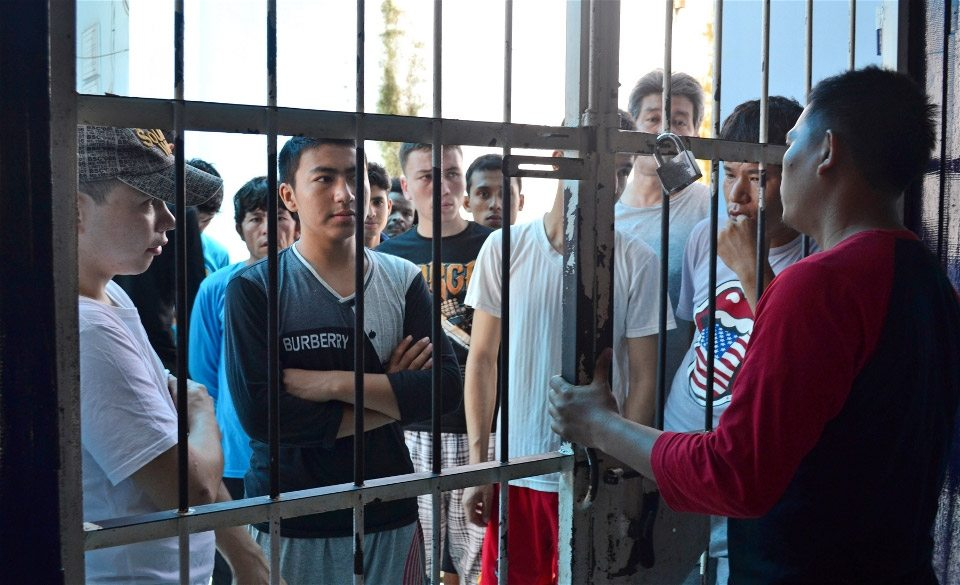 Photo: The immigration detention centre in Makassar on Indonesia's Sulawesi Island is one of 13 across the country holding migrants and asylum-seekers, including women and children. Photo: IRIN/Kristy Siegfried