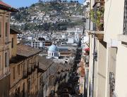 Quito, Ecuador. Photo: Ariel Alexovich