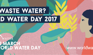 Image: World Water Day 2017 logo