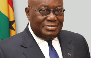 President Nana Akufo-Addo, co-chair of the SDG Advocates. Photo credit: President of Ghana
