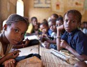 Children at Bahadoub 2 school in Timbuktu, Mali. © UNICEF/PFPG2013P-0035/Harandane Dicko
