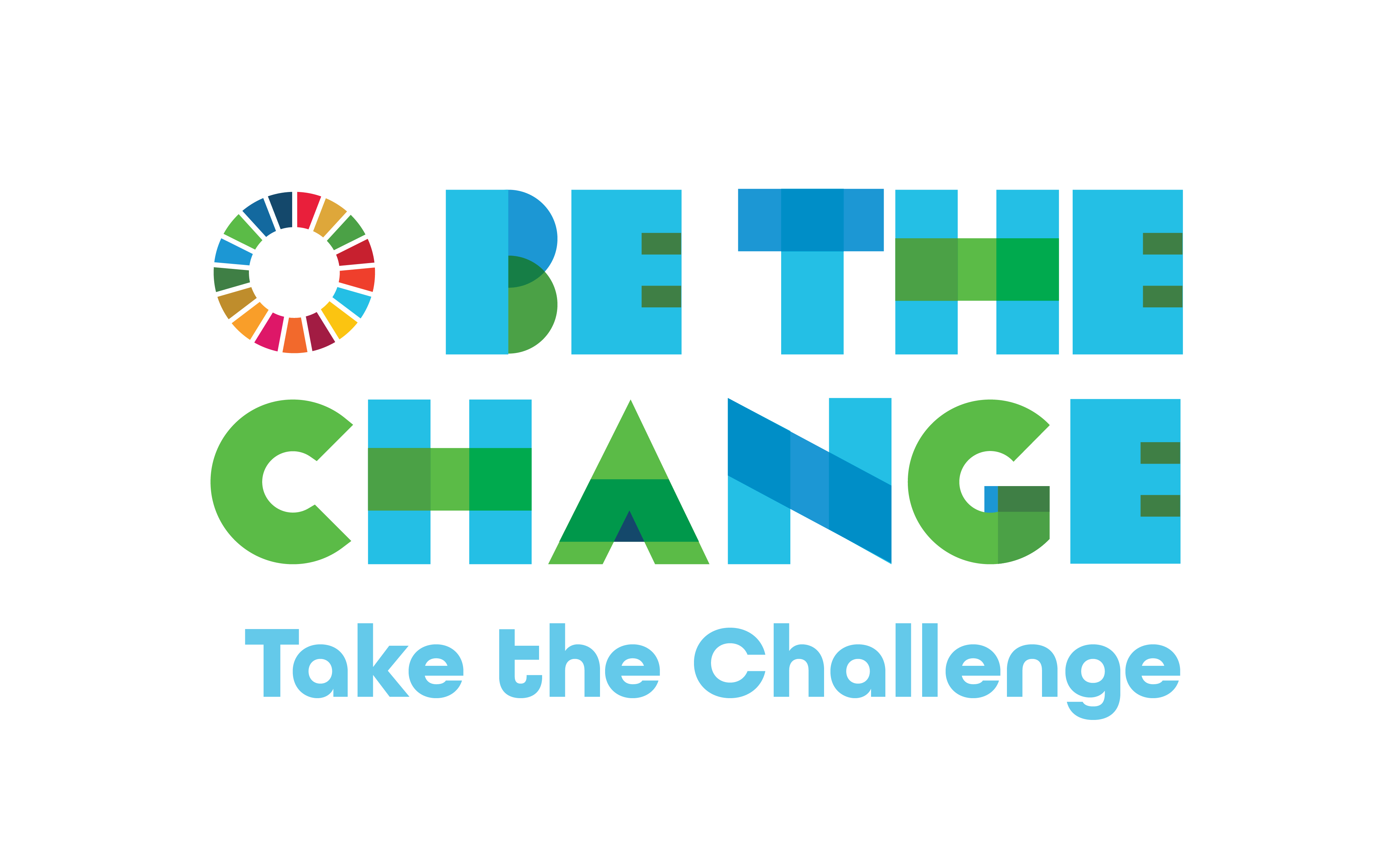 Image: Be the Change week logo
