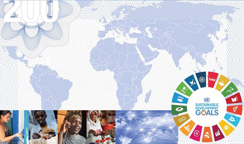 Sending Money Home: Contributing to the SDGs, one family at a ti