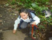 Angela Camargo, one of six young scientists to receive the MAB Young Scientists Awards in 2013.