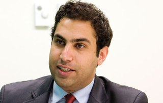 Ahmad Alhendawi.Africa Renewal/Bo Li