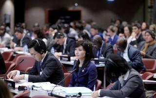 First IPU Global Conference of Young Parliamentarians