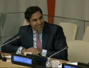 United Nations Youth Envoy Ahmad Alhendawi remarks at the International Youth Day 2014