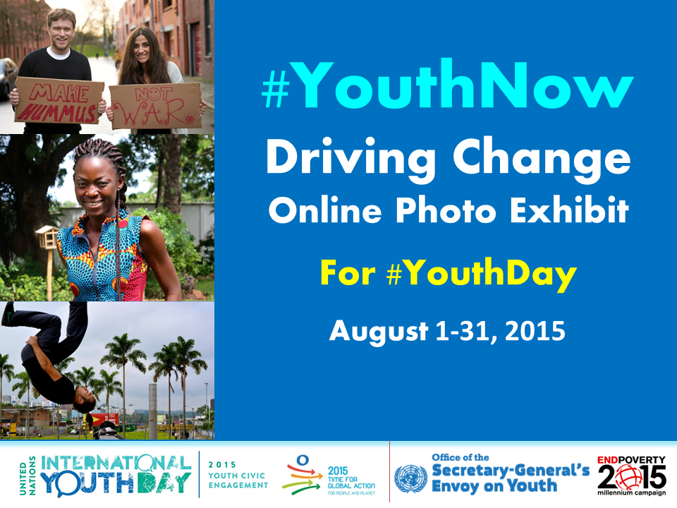 #Youth Now Driving Change Website Thumbnail