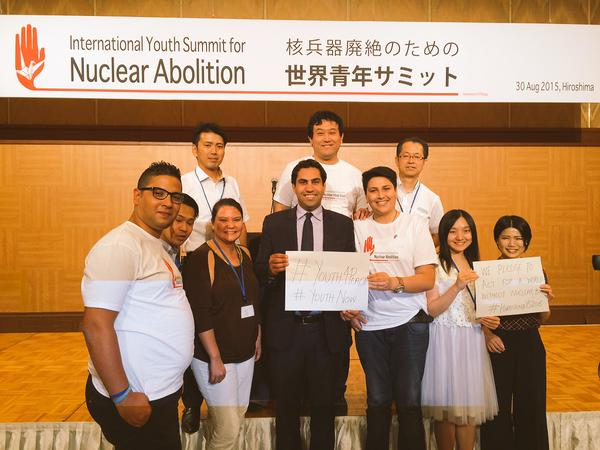International Youth Summit for Nuclear Abolition