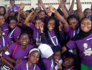 A joint UN programme targets 1 million vulnerable girls with messages on empowerment, sexual and reproductive health, leadership and human rights. © UNFPA Mozambique