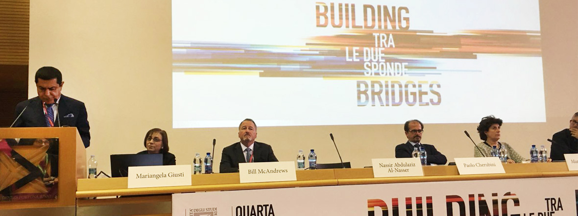 "UNAOC and BMW Group Co-Sponsor Intercultural Day at Bicocca University Themed ""Building Bridges"""