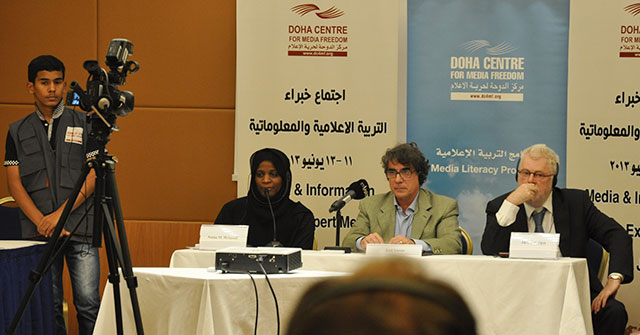Doha's Media and Information Literacy Conference