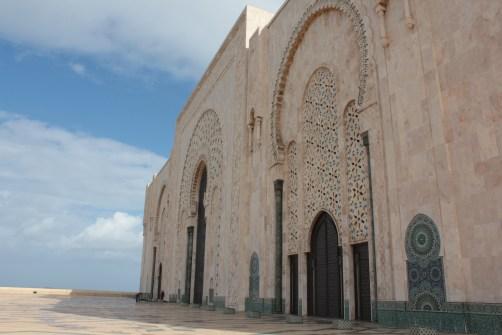 EU-NA Fellows visit Casablanca and the Governance and Economy School of Rabat, Morocco
