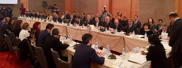 Preparations for UNAOC 7th Global Forum in Baku in full swing: UNAOC delegation visits Baku and holds a series of meetings with the National Organizing Committee and Azeri officials