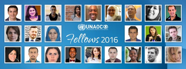 The United Nations Alliance of Civilizations (UNAOC) is pleased to announce the start of its 2016 Fellowship Program