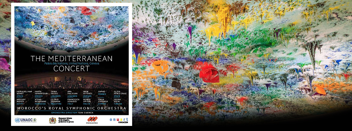 UNAOC and Fundacion Onuart kicks off July 9 The Mediterranean Concert: Homage to the Mediterranean Cultures