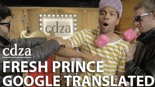 Principe de Bel Air google translate