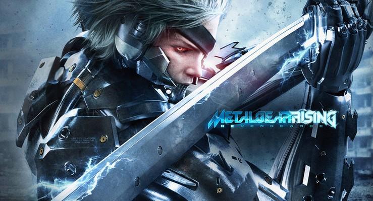 Metal Gear Solid Iphone Wallpaper Test Metal Gear Rising Revengeance Sur Ps3
