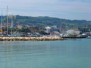 Hafen San Benedetto del Tronto - Die Marken