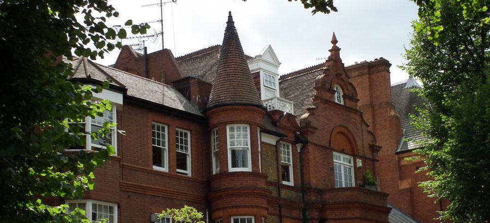 Belsize Park Londres zona residencial